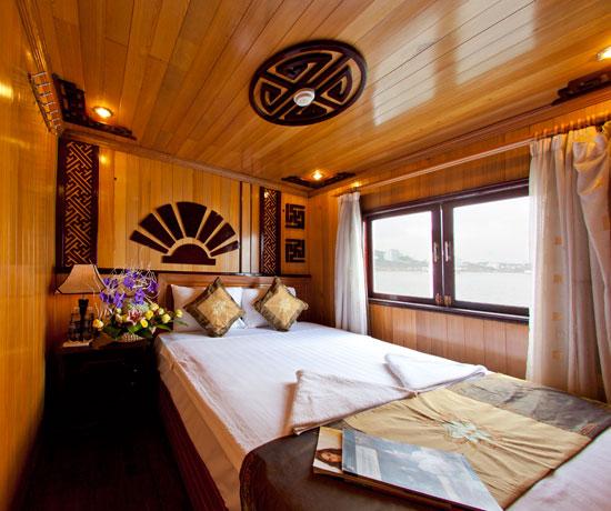 Du lịch Hạ Long 3 ngày 2 đêm ngủ tàu Golden Bay_images3