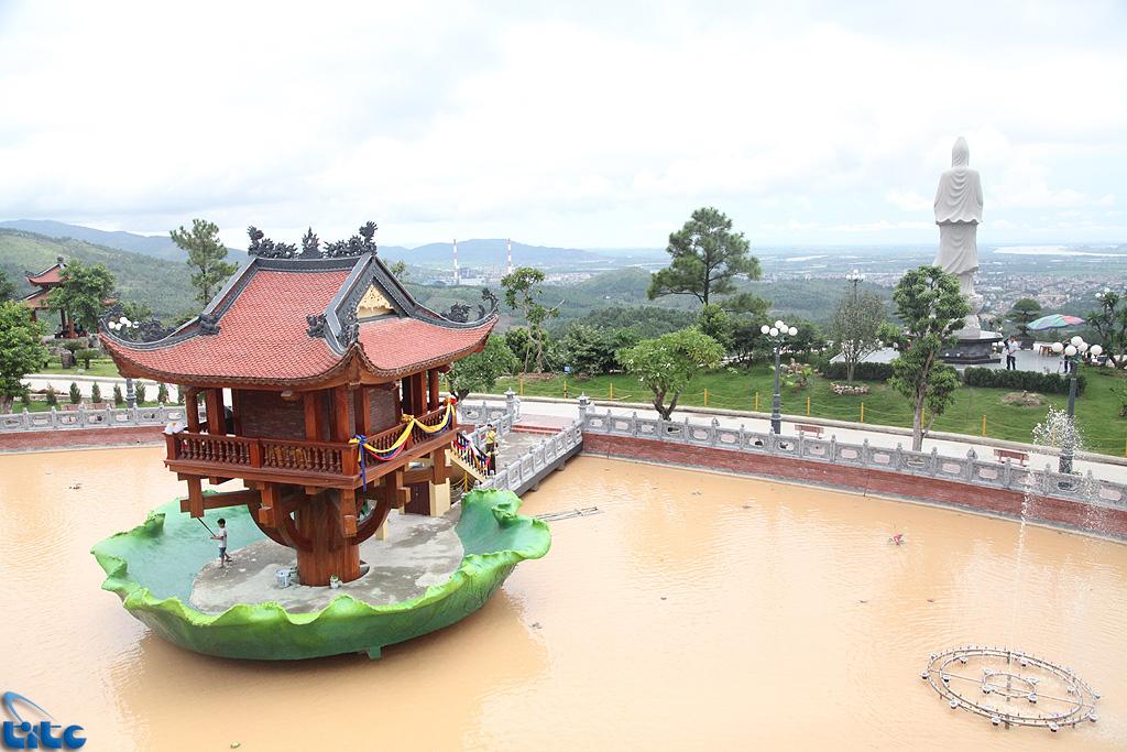 Du lịch Hà Nội-Chùa Ba Vàng-đền Cửa Ông_images0
