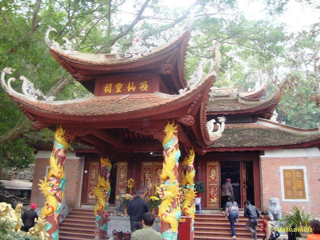 Du lịch Hà Nội-Chùa Ba Vàng-đền Cửa Ông_images5
