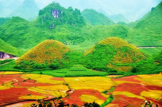 Hình ảnh của Mùa hè xanh mát trên cao nguyên Hà Giang