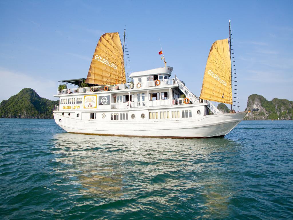 Hình ảnh của Tour Hạ Long 2 Ngày Ngủ Tàu Golden Lotus Classic Cruise