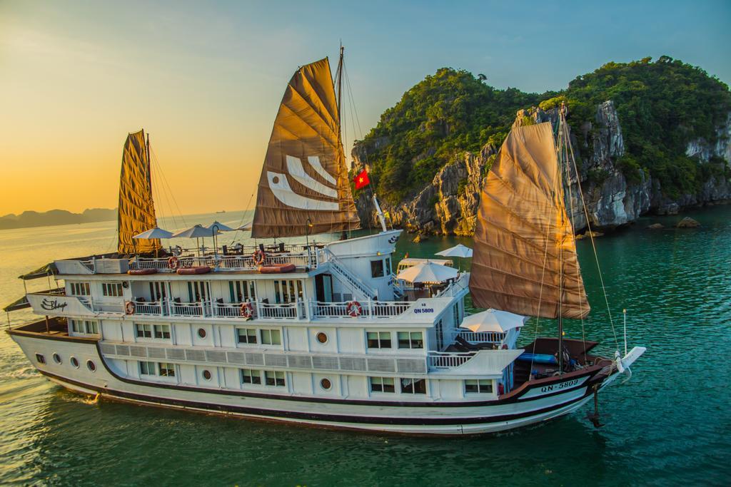 Hình ảnh của Du Lịch Hạ Long 2 Ngày Ngủ Tàu Bhaya Crusie