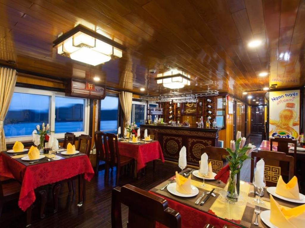 Tour Hạ Long 3 Ngày Ngủ Tàu Lavender Cruise