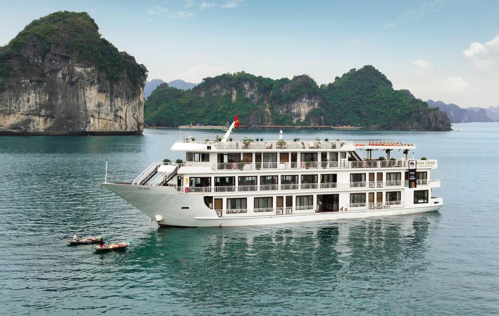 Tour Hạ Long 3 Ngày Ngủ Tàu Alisa Cruise