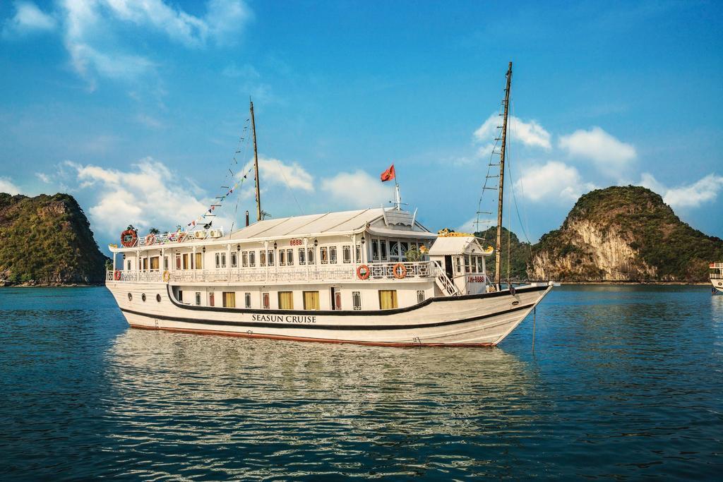 Hình ảnh của Tour Hạ Long 2 Ngày Ngủ Tàu Seasun Cruise