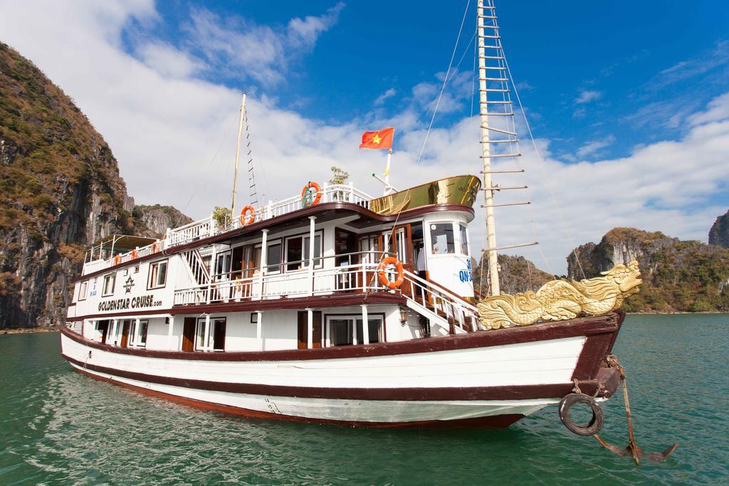 Tour Hạ Long 2 Ngày Ngủ Tàu Golden Star Cruise