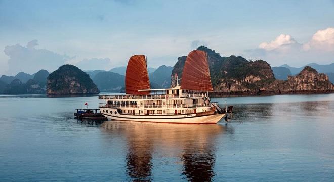 Hình ảnh của Tour Hạ Long 2 Ngày Ngủ Tàu Apricot  Luxury Cruise