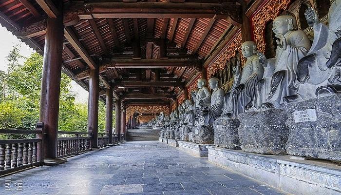 tour du lịch chùa bái đính