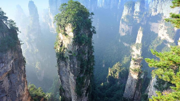 Hình ảnh của Tour Nam Ninh - Trương Gia Giới - Thiên Môn Sơn - Phù Dung Trấn - Phượng Hoàng Cổ Trấn - Thành cổ Càn Trân 6 ngày 5 đêm