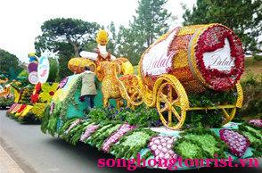 Tour Du lịch Festival hoa Đà Lạt 3 ngày 2 đêm_images2