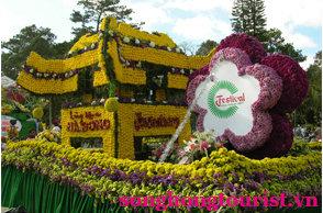 Tour Du lịch Festival hoa Đà Lạt 3 ngày 2 đêm_images1